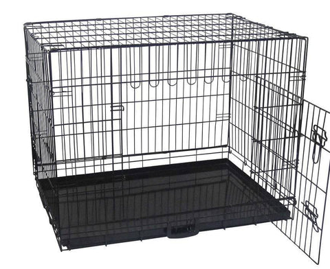 Image of 91cm Long and 66cm High Pet Cage Crate
