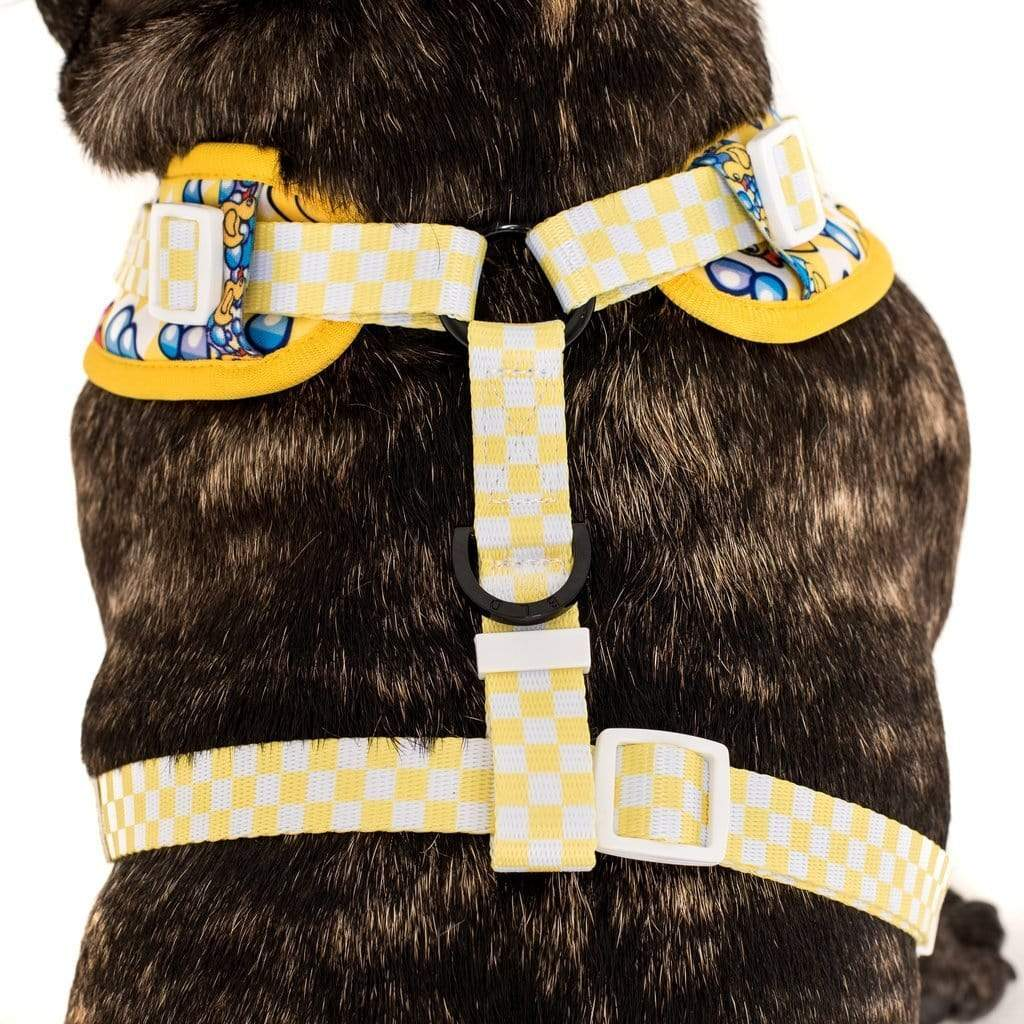 Big-Little-Dogs-Adjustable-Dog-Harness-Rubber-Ducky-Close-Up-Back