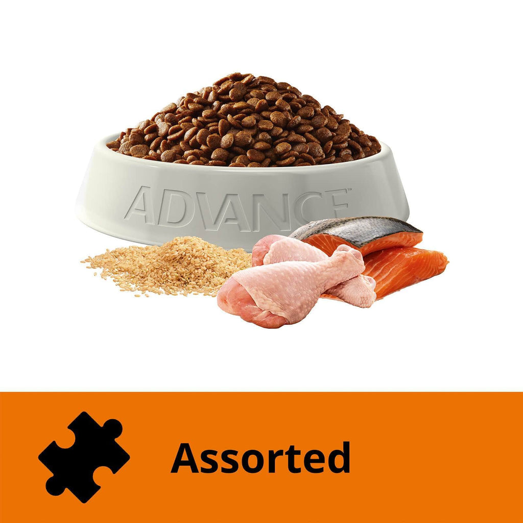 Advance Adult Dry Cat Food Chicken & Salmon 6kg