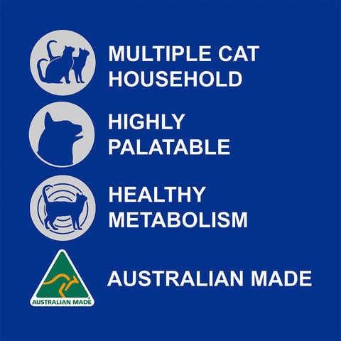 Image of Advance Adult Multi Cat Chicken & Salmon 20kg Australian Made