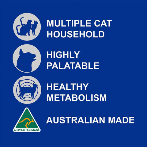 Image of Advance Adult Multi Cat Chicken & Salmon 6kg Australian Made
