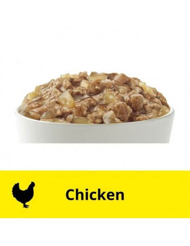Image of Advance Kitten Pouch Chicken in Jelly