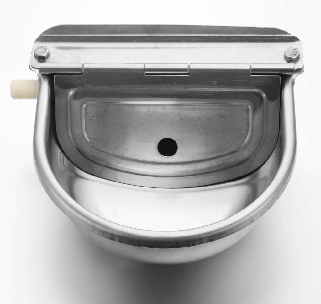 Automatic Drinking Bowl and Water Feeder