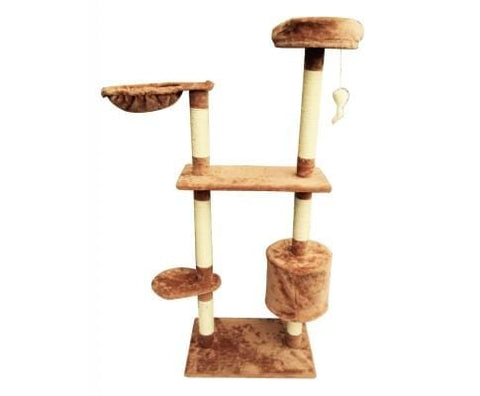 Image of Back Part of the 122cm Cat Condo