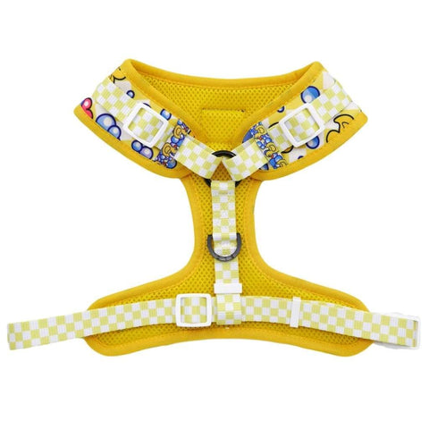Image of Big-Little-Dogs-Big-and-Little-Dogs-Adjustable-Dog-Harness-Rubber-Ducky-Reverse