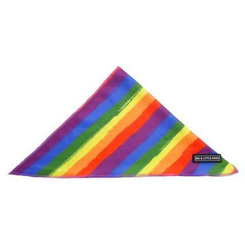Image of Big-and-Little-Dogs-Cooling-Dog-Neckerchief-Bandana-Rainbow-Pride_grande