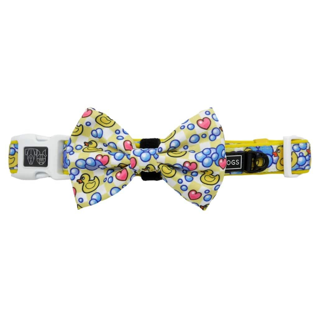 Big-and-Little-Dogs-Dog-Collar-and-Bow-Tie-Rubber-Ducky-3