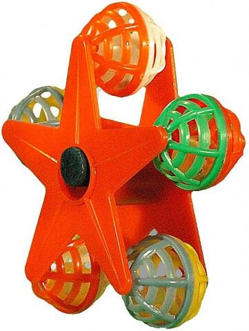 Image of Bird Jingle Star Ferris Wheel