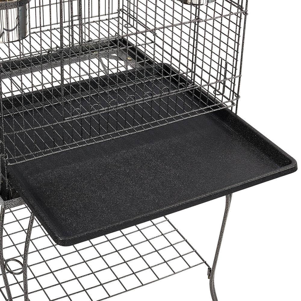 Bird Cage with Slide- Out Tray for Easy Cleaning