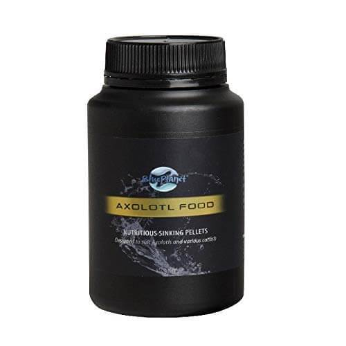 Blue Planet Axolotl Sinking Food 150g