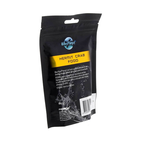 Image of Blue Planet Hermit Crab food 100g Side