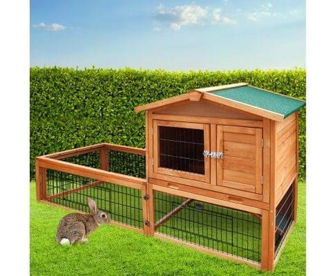Image of Brand new 2 Storeys Rabbit, Guinea Pig, Ferret Cage Hutch