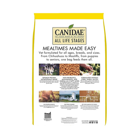 Image of Canidae-Dog-ALS-Chicken-&-Rice-1
