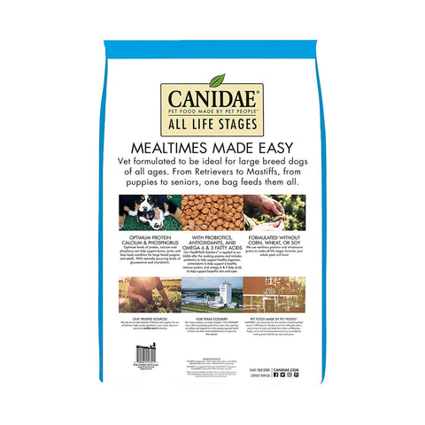 Image of Canidae-Dog-ALS-Large-Breed-Turkey-&-Brown-Rice-1