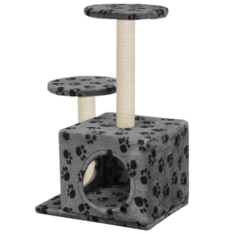 Image of Cat Tree with Sisal Scratching Posts 60 cm