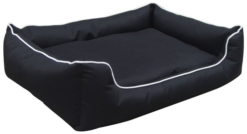 Cat and Dog Bed Durable Waterproof Pet Bed Removable Cushion Everyday Pets