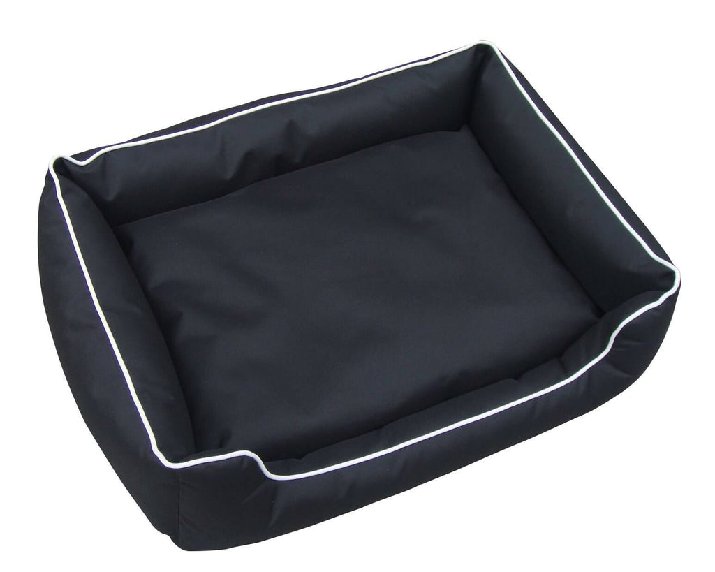 Cat and Dog Bed Durable Waterproof Pet Bed Waterproof Oxford Canvas Everyday Pets