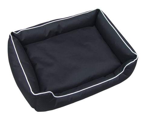 Image of Cat and Dog Bed Durable Waterproof Pet Bed Waterproof Oxford Canvas Everyday Pets