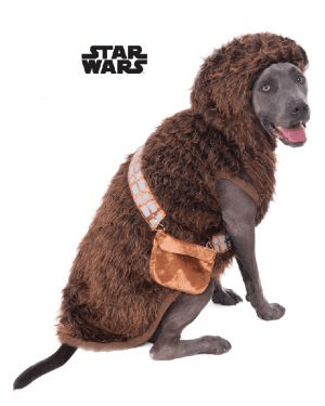 Chewbacca Big Dogs Pet Costume