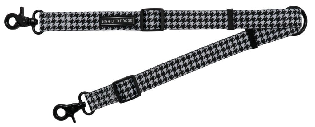 Big-Little-Dogs-Dog-Adjustable-Leash-Splitter-Houndstooth-Squad