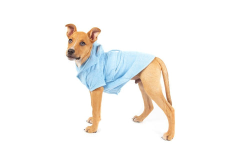 Image of Big-Little-Dogs-Dog-Bath-Robe-Baby-Blues-Moochi-2