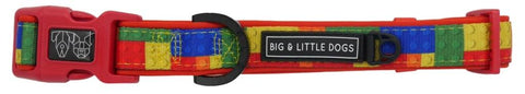 Image of Big-Little-Dogs-Dog-Collar-and-Bow-Blocktastic-2