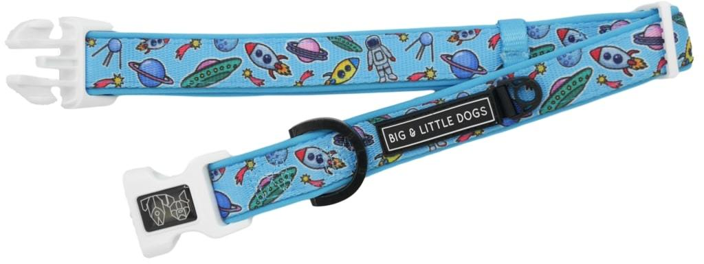 Big-Little-Dogs-Dog-Collar-and-Bow-Tie-Out-Of-This-World-3