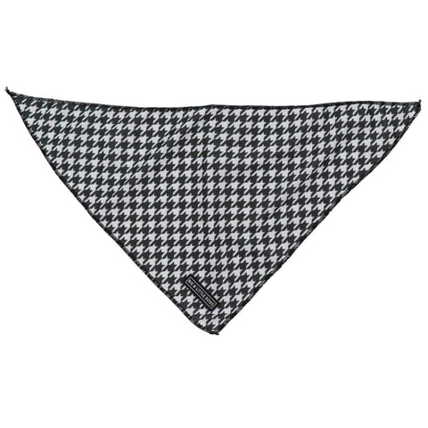 Image of Big-Little-Dogs-Dog-Cooling-Bandana-Houndstooth-Squad
