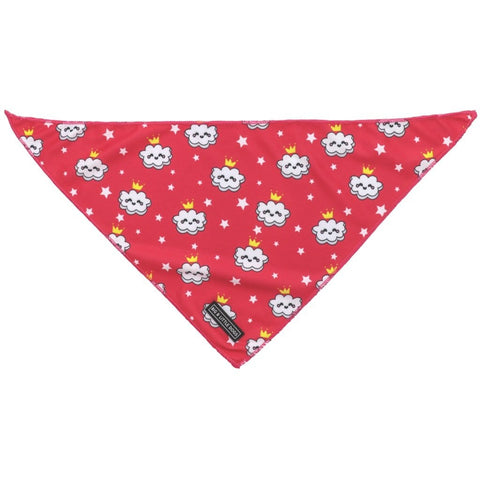 Image of Big-Little-Dogs-Dog-Cooling-Bandana-Queen-of-the-Clouds