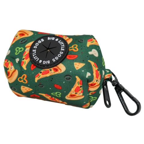 Image of Big-Little-Dogs-Dog-Poop-Bag-Holder-Pupperoni-Pizza