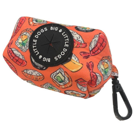 Image of Big-Little-Dogs-Dog-Poop-Bag-Holder-Sashimi-Sushi