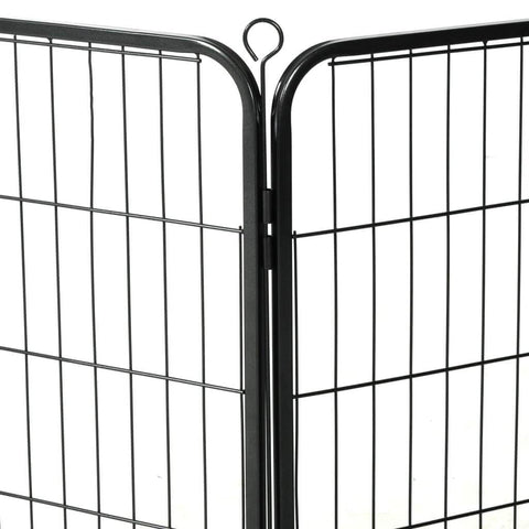 Image of og Playpen 8 Panels Ground Stake Everyday Pets