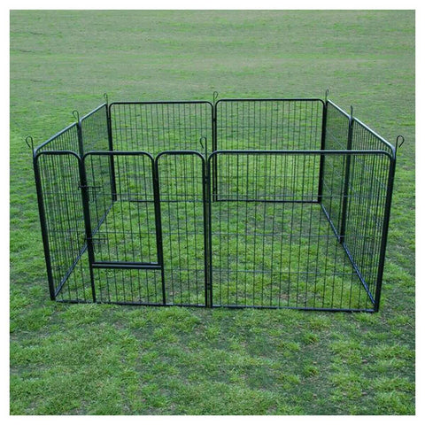"Image of Extra Heavy Duty 32"" Animal Playpen Everyday Pets"