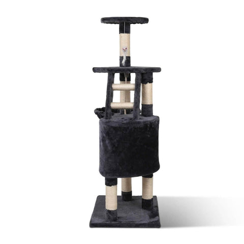 Image of Extra Thick Solid Cat Scratching Post Tower