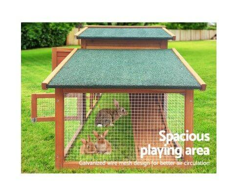Fully Enclosed Chicken Coop