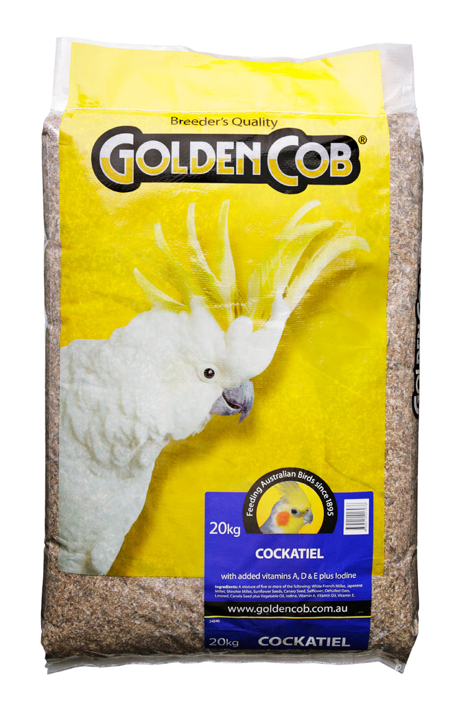 GOLDEN-COB-COCKATIEL-20KG_48-DELICIOUS-AND-NUTRITIOUS-SEED-MIX