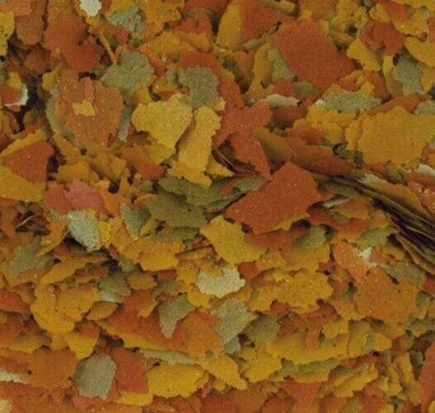 Image of Goldfish Flakes Sample