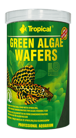 Image of Green Algae Wafers Vegetable