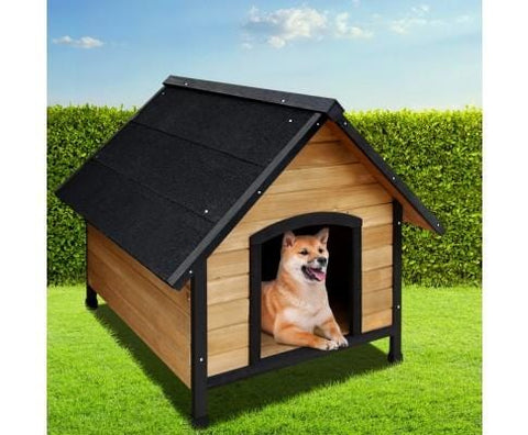 Image of I.Pet Timber Wooden Pet Kennel