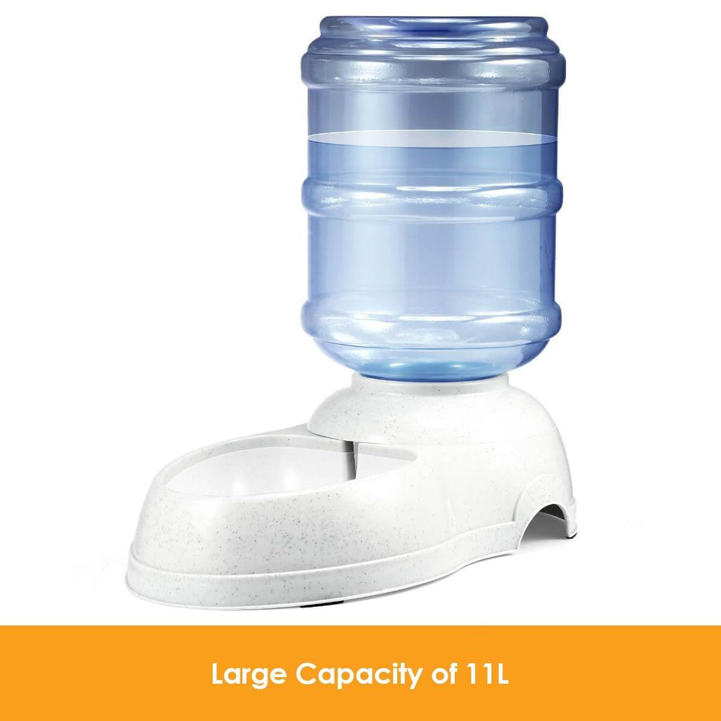 Large Capacity 11L Auto Pet Waterer Automatic Water Dispenser