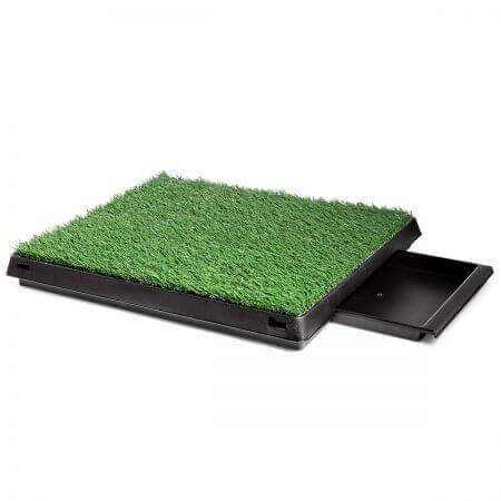Image of Large Indoor Pet Toilet Synthetic Grass Pet Pad
