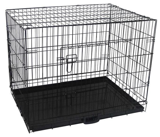 Large 2-Door Pet Dog Crate