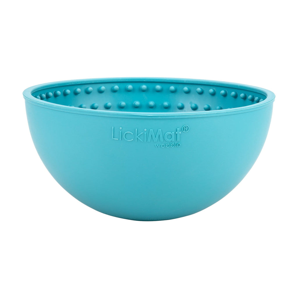 LickiMat-Wobble-Turquoise-side-view
