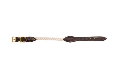 Image of Mog-and-Bone-Leather-and-Brass-Rope-Cotton-Rope