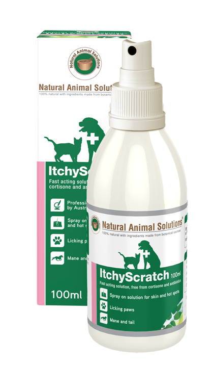 Natural Animals Solution Itchy Scratch Spray 100ml