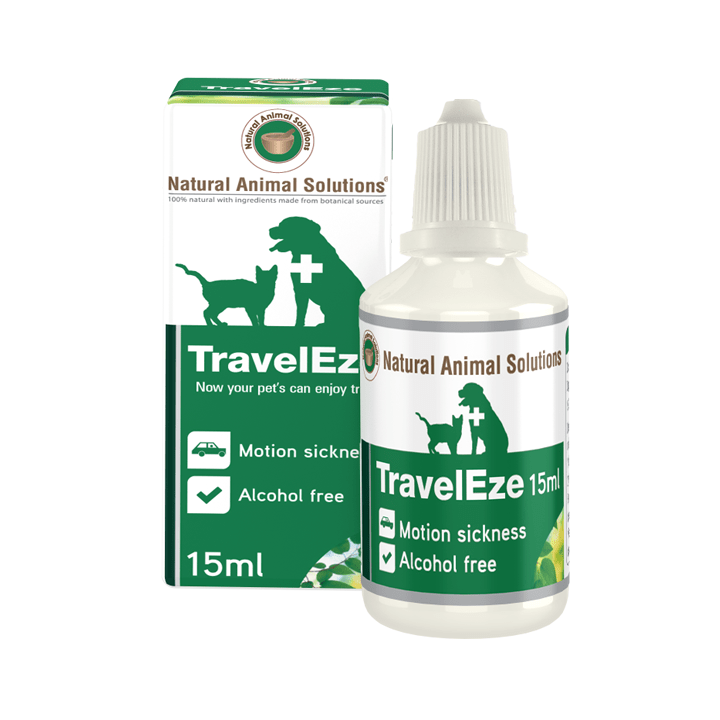 TravelEze Motion Sickness Spray for Dogs 15ml