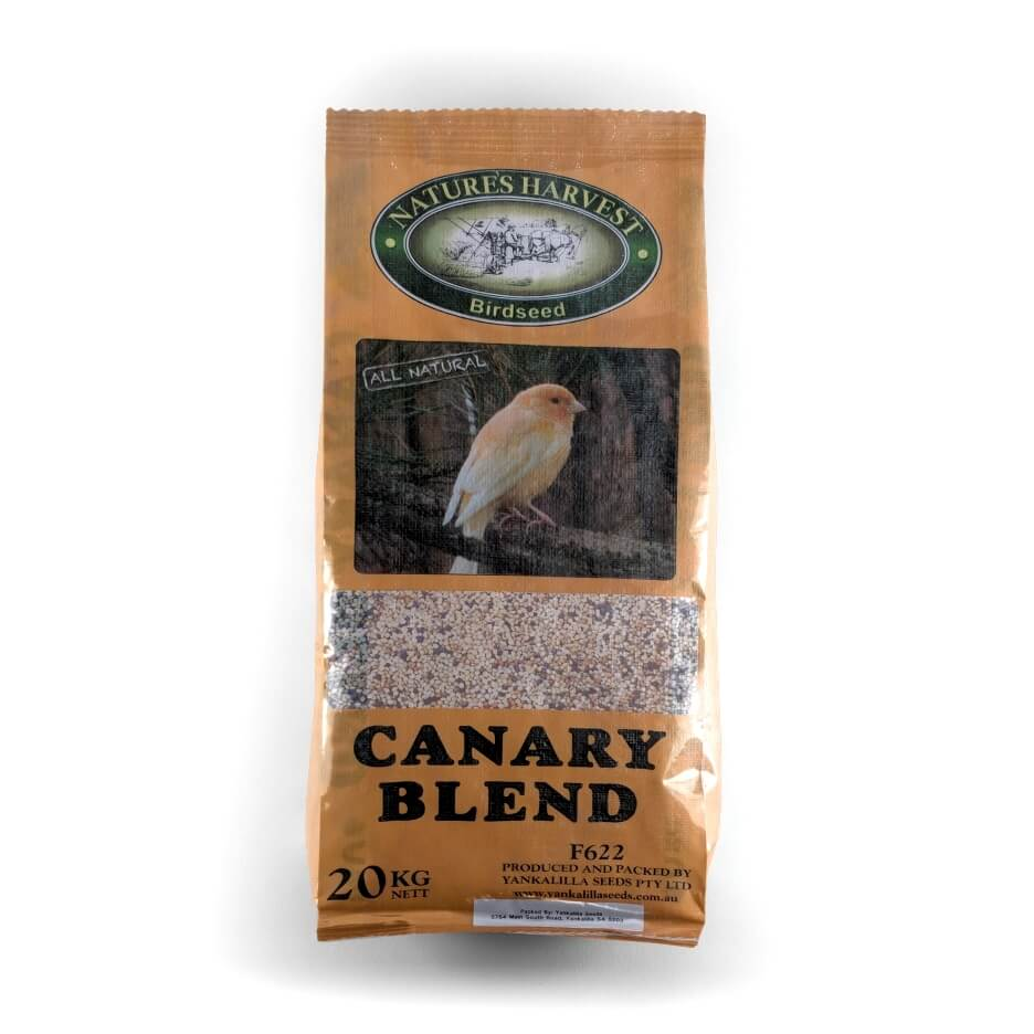Natures Harvest Canary Blend - 5kg