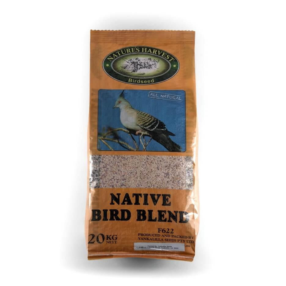 Natures Harvest Native Bird Blend - 20kg