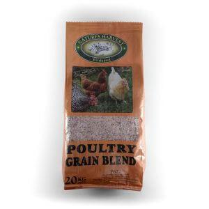 Natures Harvest Small Parrot Blend 20kg