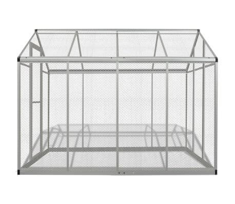 Outdoor Aviary Aluminium Wire Mesh Everyday Pets